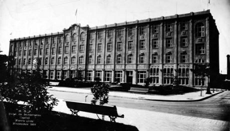Il secondo Hotel de inmigrantes